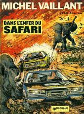 Michel Vaillant -27a1978'- Dans l'enfer du safari