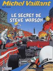 Michel Vaillant -28d2005- Le secret de Steve Warson