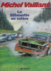 Michel Vaillant -33b1999- La silhouette en colère
