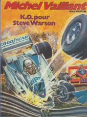 Michel Vaillant -34'- K.O. pour Steve Warson