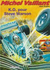 Michel Vaillant -34b1994- K.O. pour Steve Warson