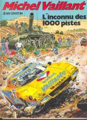 Michel Vaillant -37'- L'inconnu des 1000 pistes