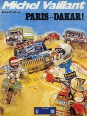 Michel Vaillant -41Elf1- Paris-Dakar !