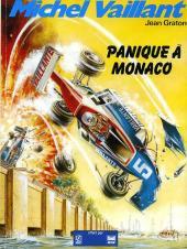 Michel Vaillant -47Elf4- Panique à Monaco