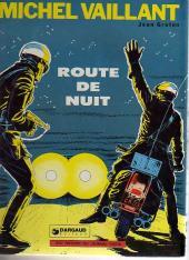 Michel Vaillant -4d1975'- Route de nuit