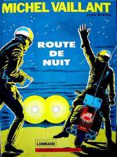 Michel Vaillant -4d1974- Route de nuit
