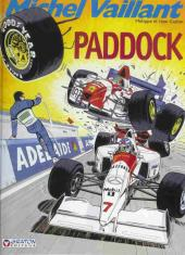 Michel Vaillant -58a- Paddock