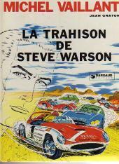 Michel Vaillant -6c1978'- La trahison de Steve Warson