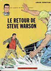 Michel Vaillant -9d1983- Le retour de Steve Warson