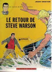 Michel Vaillant -9b1976'- Le retour de Steve Warson