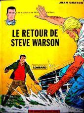 Michel Vaillant -9b1976- Le retour de Steve Warson