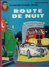 Michel Vaillant -4a- Route de nuit