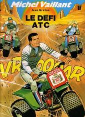Michel Vaillant -11Pub- Le défi ATC
