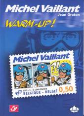 Michel Vaillant -HS1TL- Warm-up !