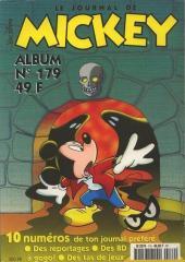 (Recueil) Mickey (Le Journal de) -179- Album 179