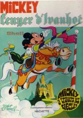 Mickey à travers les siècles -10Pub- Mickey écuyer d'Ivanhoé