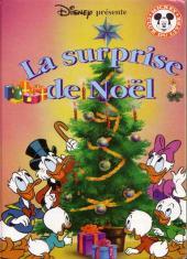 Mickey club du livre -238- La surprise de Noël