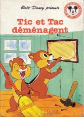 Mickey club du livre -242- Tic et Tac déménagent
