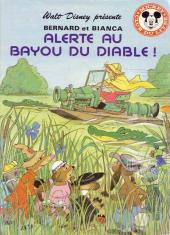 Mickey club du livre -58- Bernard et Bianca - Alerte au Bayou du Diable