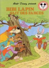 Mickey club du livre -63- Bibi lapin fait des farces