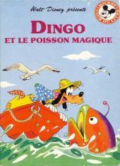 Mickey club du livre -89- Dingo et le poisson magique