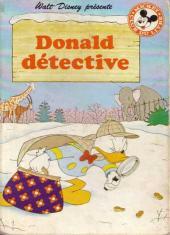 Mickey club du livre -94- Donald détective