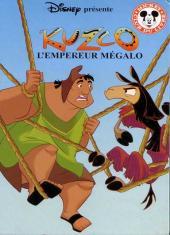 Mickey club du livre -118- Kuzco, l'empereur mégalo