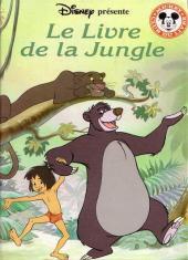 Mickey club du livre -124- Le livre de la jungle