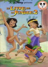 Mickey club du livre -127- Le livre de la jungle 2