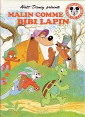 Mickey club du livre -132- Malin comme Bibi lapin