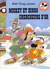 Mickey club du livre -137- Mickey et Dingo chercheurs d'or