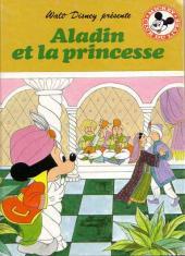 Mickey club du livre -7- Aladin et la princesse