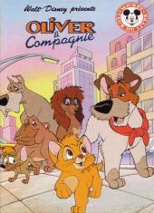 Mickey club du livre -158- Oliver & Compagnie