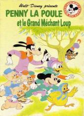 Mickey club du livre -161- Penny la poule et le grand méchant loup