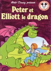 Mickey club du livre -163- Peter et Elliott le dragon