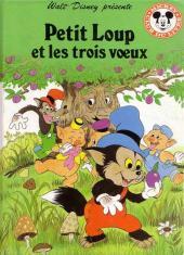 Mickey club du livre -173- Petit loup et les trois vœux