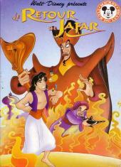 Mickey club du livre -204- Le Retour de Jafar