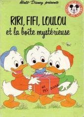 Mickey club du livre -205- Riri, Fifi, Loulou et la boîte mystérieuse