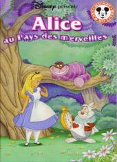 Mickey club du livre -14- Alice au pays des merveilles