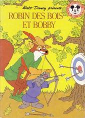 Mickey club du livre -207- Robin des bois et Bobby
