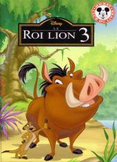 Mickey club du livre -216- Le roi lion 3