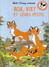 Mickey club du livre -222- Rox, Vixy et leurs petits