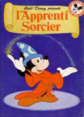 Mickey club du livre -19- L'apprenti sorcier