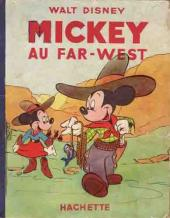 Mickey (Hachette) -9b- Mickey au Far-West