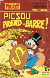 Mickey Parade (Suppl. Journal de Mickey) -42- Picsou Prend la barre (1225 bis)