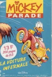 Mickey Parade -120- La voiture infernale
