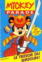 Mickey Parade -131- Le trésor du Shogun