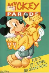 Mickey Parade -133- Pluto et l'appel du grand nord