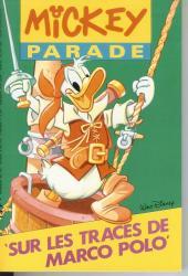 Mickey Parade -135- 'Sur les traces de Marco Polo'