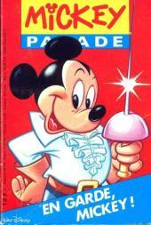 Mickey Parade -137- En garde, mickey !
